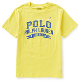 Ralph Lauren Big Boys 8-20 Vintage Graphic Short-Sleeve Tee