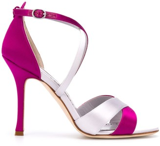 Manolo Blahnik Anna strappy sandals