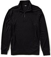 Murano Liquid Luxury Zip Shirt