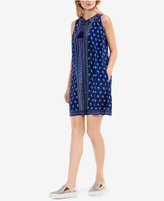 Vince Camuto TWO by Tassel-Tie Shift Dress