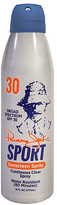 Panama Jack Sport Sunscreen, Continuous Clear Spray, SPF 30+
