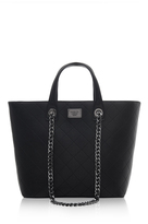 Marc B Cindy Black Shopper