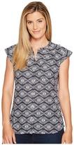 Royal Robbins Cool Mesh Batik Camp Shirt Women's Sleeveless