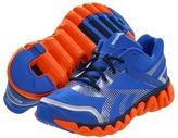 Reebok Kids - ZigLite Electrify (Big Kid) (Vital Blue/Orange/Silver/Navy) - Footwear