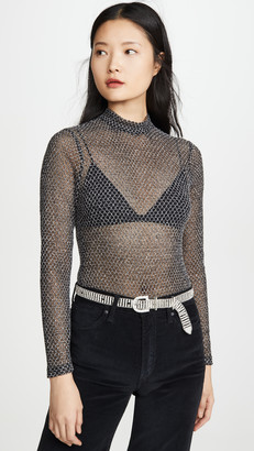 L'Agence Nico Turtleneck Bodysuit