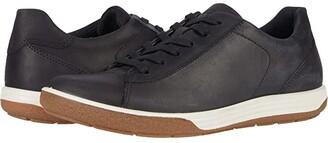 Ecco Chase II Hydromax Tie (Black) Women's Shoes