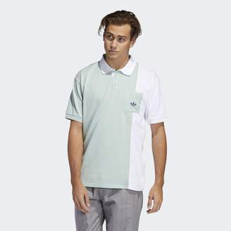 adidas Piped Polo Shirt