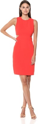 Trina Turk Trina Women's Helena Cutout Midi Dress