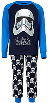Star Wars Children's Stormtrooper Pyjamas, Blue