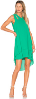 BCBGMAXAZRIA Kristi Dress in Green. - size M (also in )