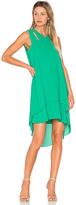 BCBGMAXAZRIA Kristi Dress in Green. - size S (also in )