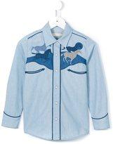 Stella McCartney 'Dallas' denim shirt