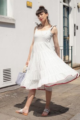 Dream Crete Ecru Dress - M