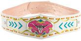 Giuseppe Zanotti Leather Bull Belt