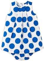 Jacadi Girls' Dot Dress & Bloomers Set - Baby