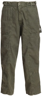 AG Jeans Noten Work-Wear Trousers