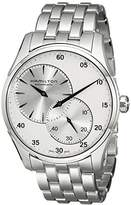 Hamilton Men's H42615153 Jazzmaster Analog Display Automatic Self Wind Silver Watch