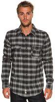 HUF Tardy Flannel Shirt