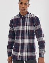 French Connection multi flannel check shirt