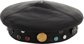 MONCLER GENIUS Lvr Exclusive 1952 Leather Hat