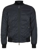 Armani Jeans Classic Retro Bomber Jacket