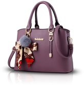 NICOLE&DORIS Handbag Crossbody Totes Satchel Shoulder Bag for Women Ornament Soft PU