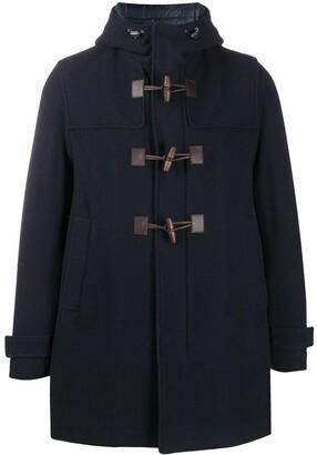 Herno Virgin Wool Duffle Coat