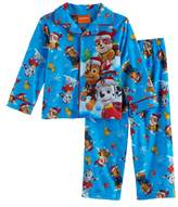 Toddler Boy Paw Patrol 2-pc. Snow & Sleds Rubble, Marshall & Chase Pajama Set