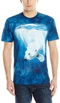The Mountain Men's Polar Bear Dive Adult T-Shirt