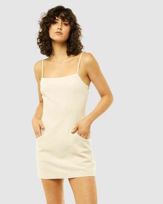 Rusty Women's Mini Dresses - Lovewild Slip Dress - Size One Size, 6 at The Iconic
