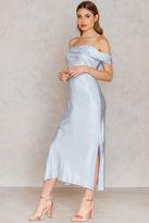 Bardot Cold Shoulder Slip Dress