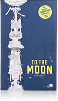Chronicle Books To The Moon: The Tallest Coloring Book In The World