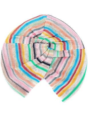 Missoni Mare striped turban