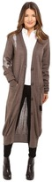 Vivienne Westwood Long V-Neck Cardigan Women's Sweater