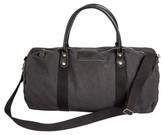 Cathy's Concepts Monogram Duffel Bag - Black