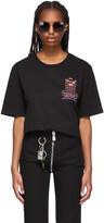 Thumbnail for your product : SSENSE WORKS SSENSE Exclusive Dev Hynes Black 'Smile' T-Shirt