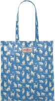 Cath Kidston Mono Cats Bookbag With Gusset