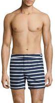 Ralph Lauren Mayfair Striped Swim Trunks
