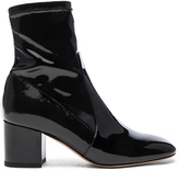 Valentino Patent Leather Booties