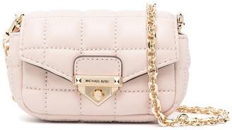 MICHAEL Michael Kors mini Soho quilted crossbody bag