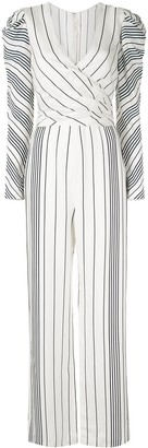 Jonathan Simkhai Striped Jumpsuit
