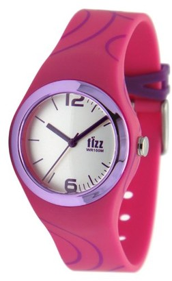 Fizz 5010312 Kids Pink Plastic Strap Watch