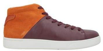 Paul Smith Brown Men's Sneakers with