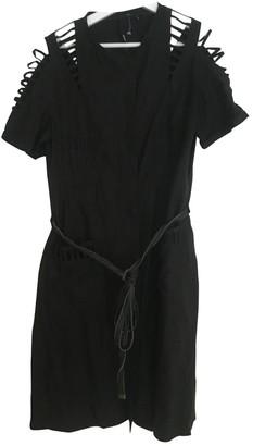 Edun Black Linen Dresses