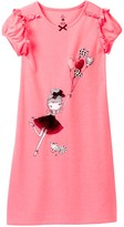Petit Lem Float Away Girl Nightgown (Toddler, Little Girls, & Big Girls)