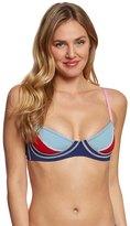 Cynthia Rowley Colorblock Bikini Top 8158120