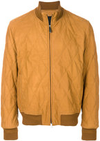 Ermenegildo Zegna quilted bomber jacket