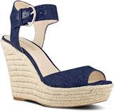 Nine West Jerrika Wedge Sandals