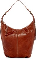 Lucky Brand Napa Leather Hobo Bag