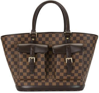 Louis Vuitton 2003 pre-owned Manosque GM tote bag